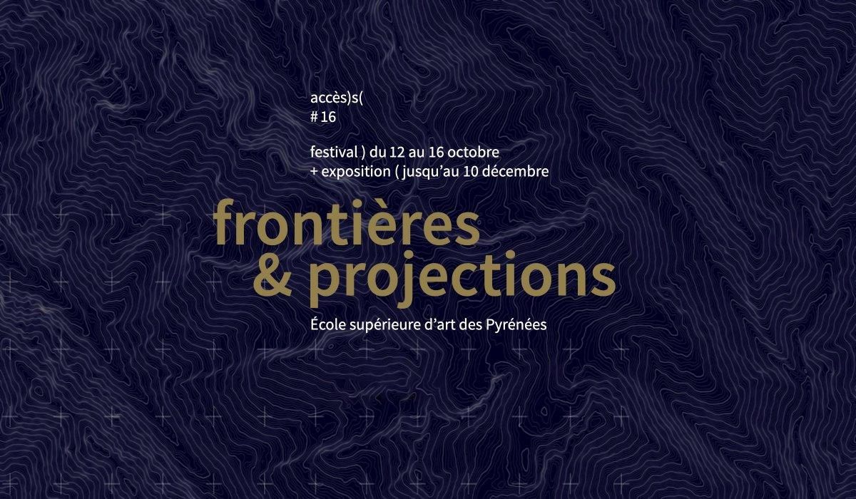 Application Frontière)s(
