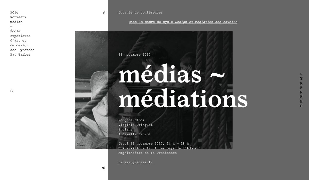 Médias ~ médiations